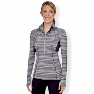 Lululemon Pacesetter Long Sleeve 1/2 Zip Pullover Size 4